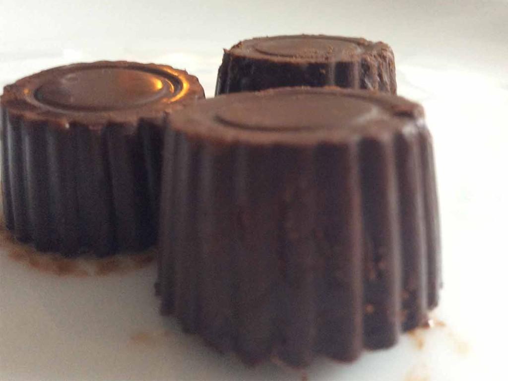 Schokolade selber machen - Rezept vegan