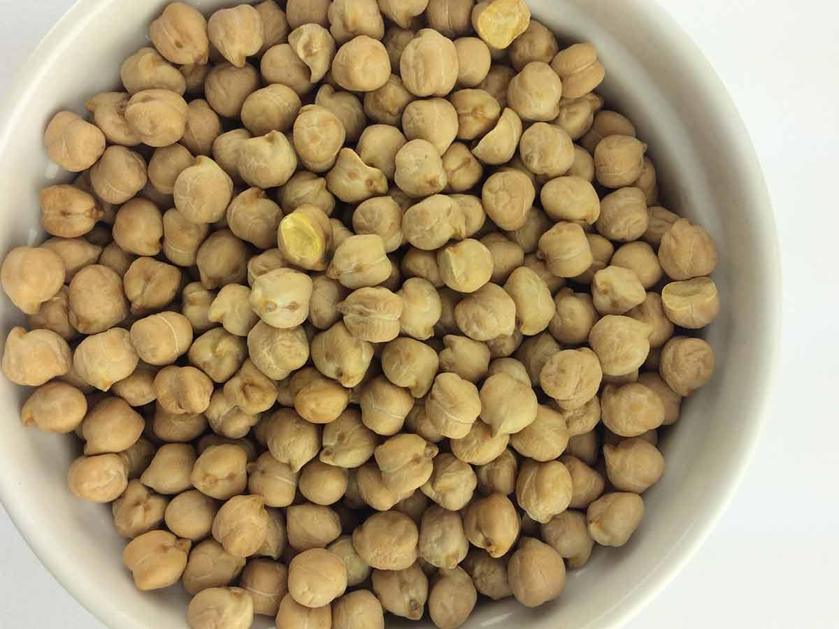 Hummus Kichererbsen